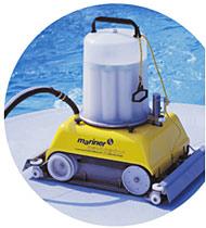 vendita robot e pulitori mariner per piscine pubbliche e