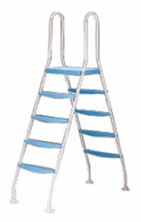 Vendita scale e scalette per piscine fuoriterra 1000 - Scala per piscina fuori terra ...