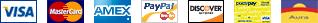Paga con Carta di Credito tramite PayPal