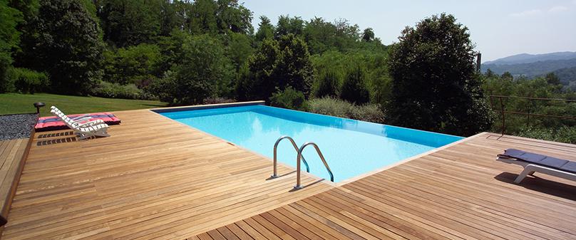 Vendita e costruzione piscine interrate