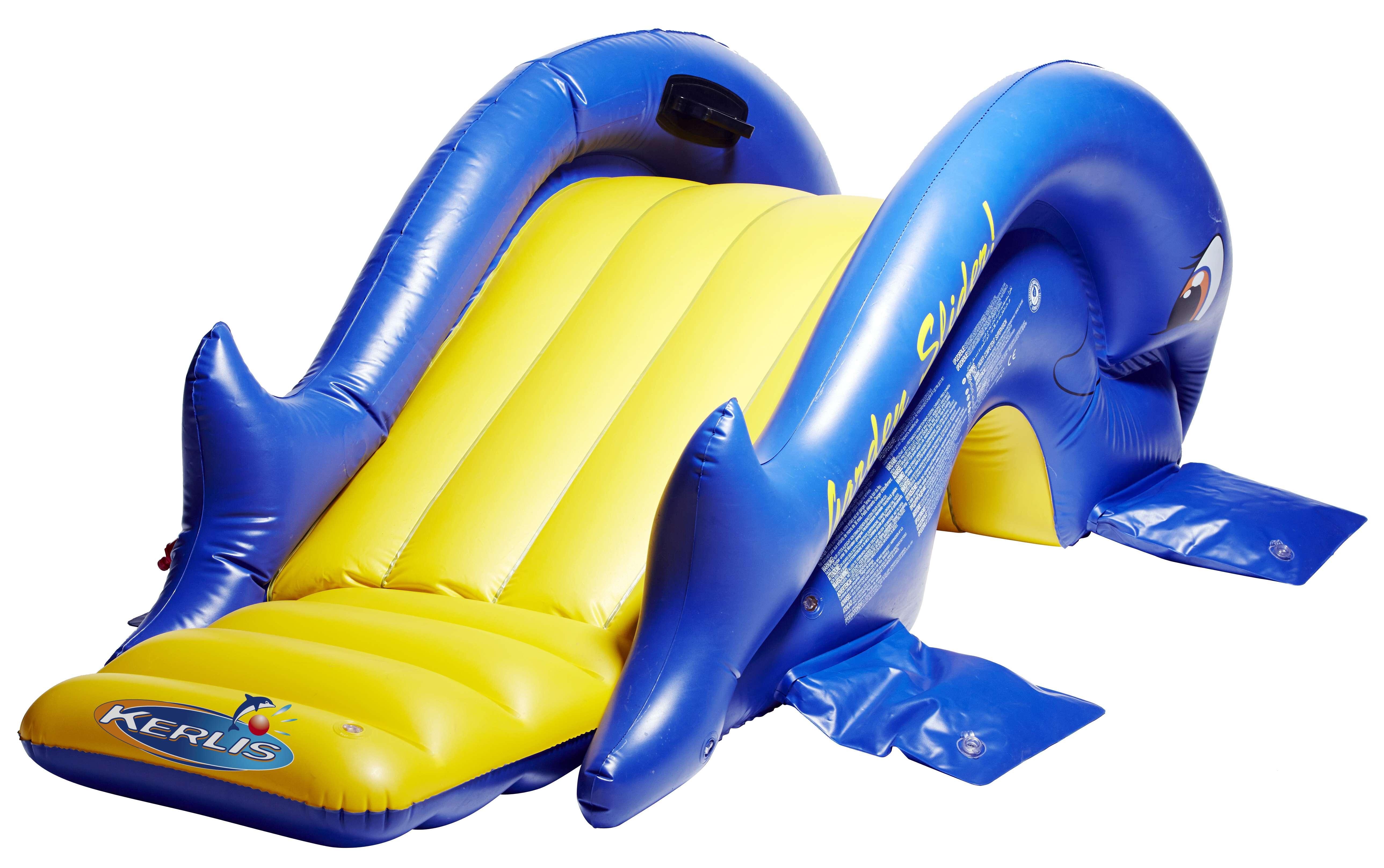 Scivolo gonfiabile toboggan balena 1000 piscine - Scivolo gonfiabile per piscina ...