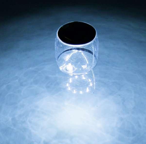 Lampada solare Flottante