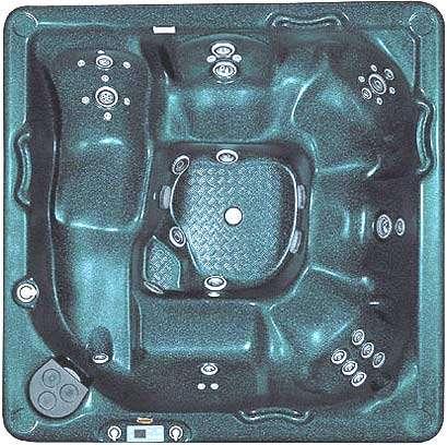 mini piscina idromassaggio modello 740LE