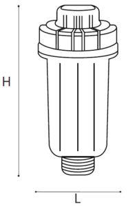 Staffa di fissaggio antivandalico e antifurto