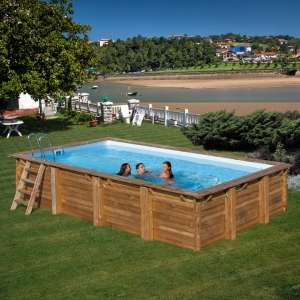 Piscine in legno Wooden Pool