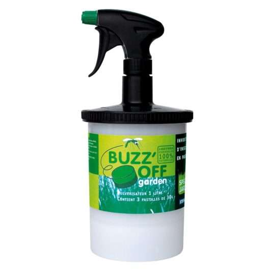 Repellente per insetti per giardino