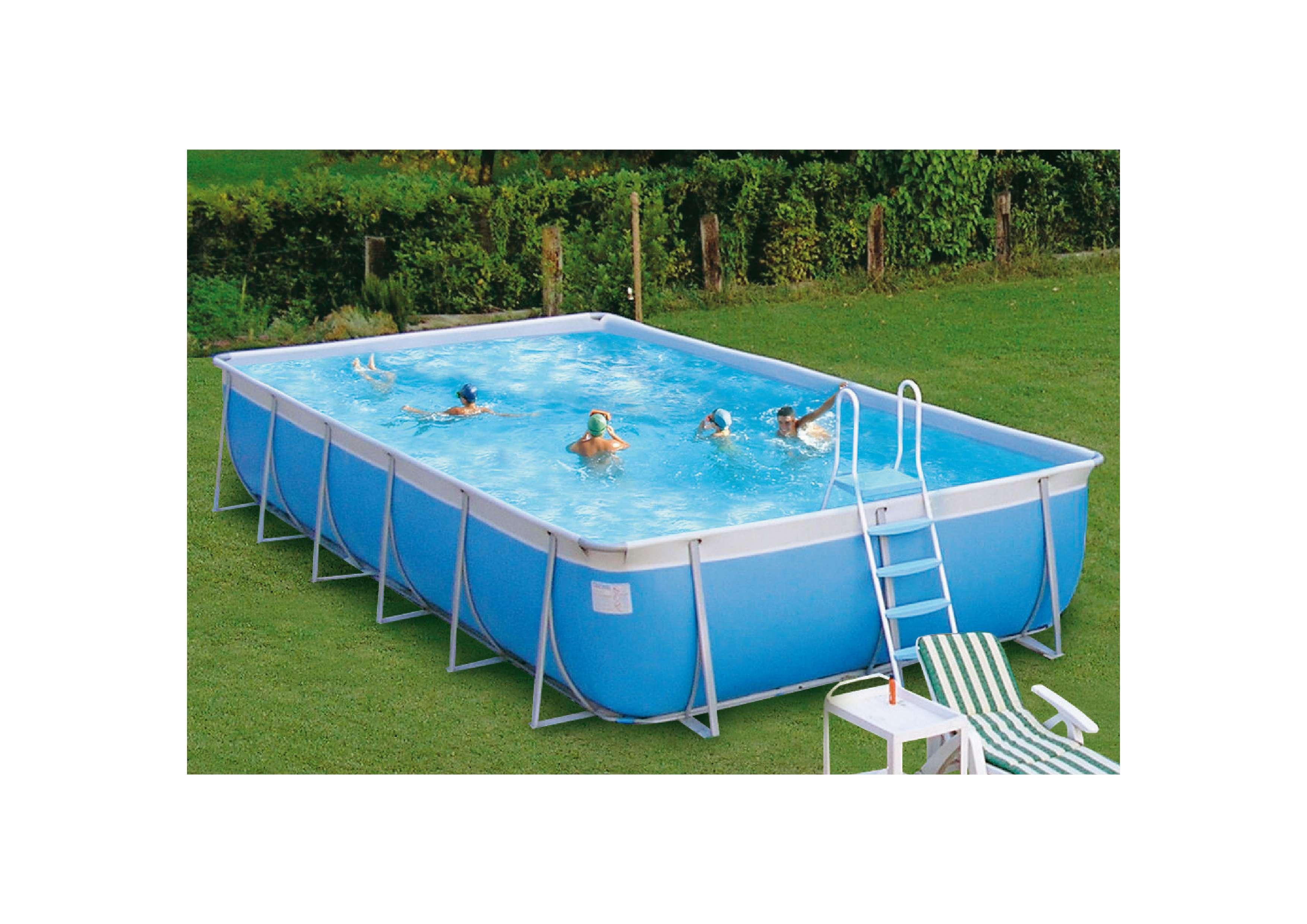 California piscine fuori terra autoportanti - Piscina fuori terra ...