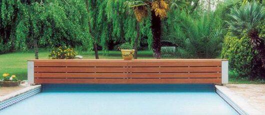Copertura isotermica a tapparella bordo piscina
