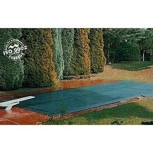 Copertura invernale drenante WINCOGRILL per piscina