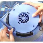 Dolphin Master M4 dettaglio spazzole