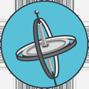 Navigazione con giroscopio Gyro Robot piscine Dolphin Maytronics