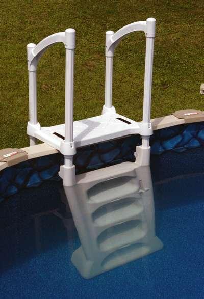 Scaletta doppia h2o 1000 piscine - Scaletta per piscina fuori terra ...
