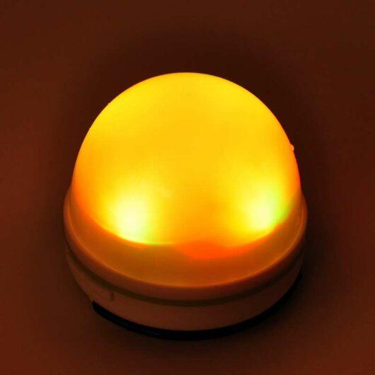 Lampadina LED Chill lite arancione