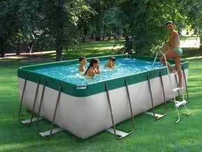 Myconos piscina fuori terra autoportanti 1000 piscine - Rivenditori piscine fuori terra ...