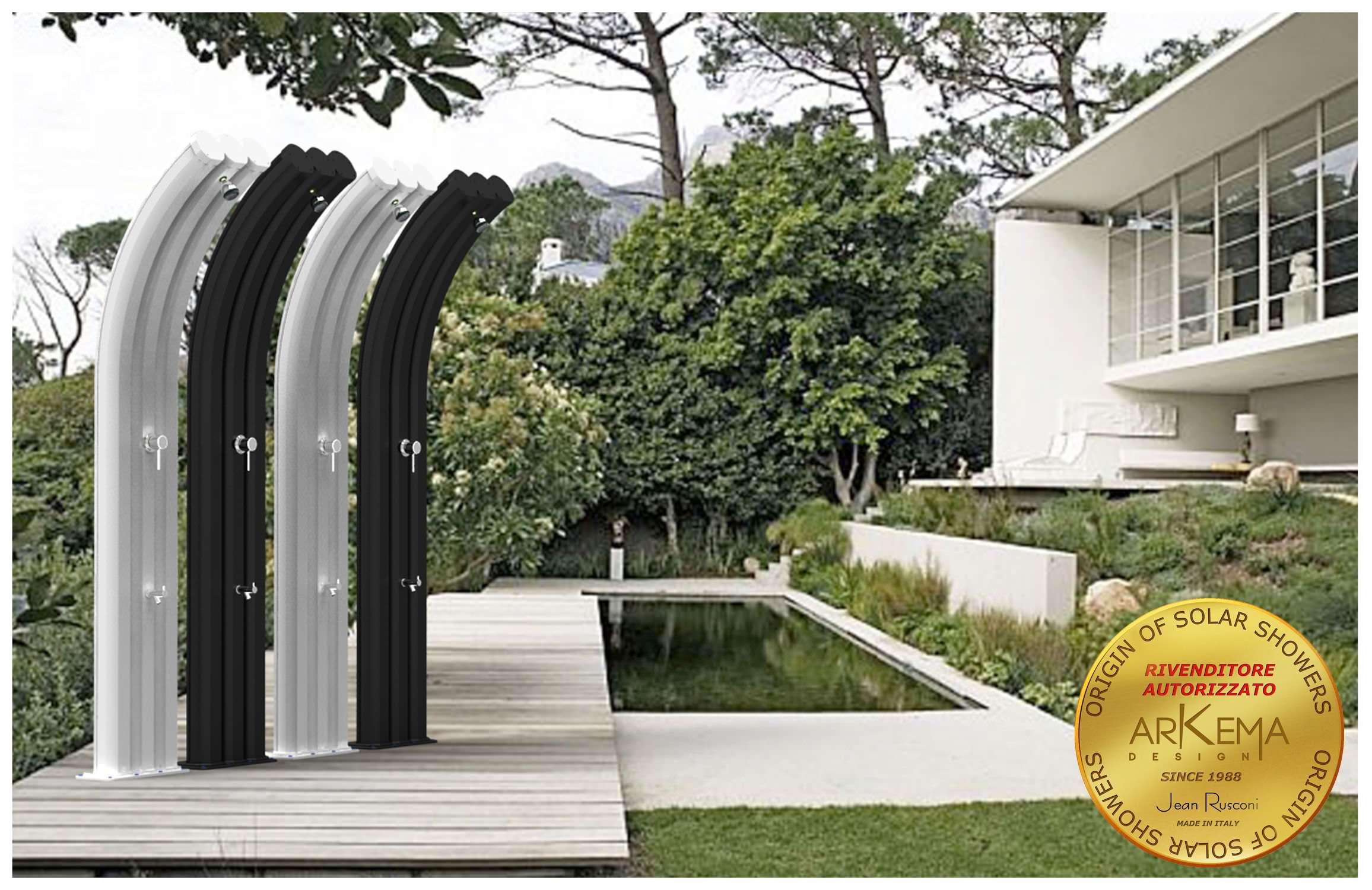 Doccia solare energy pro con miscelatore rubinetto for Temporizzatore da giardino