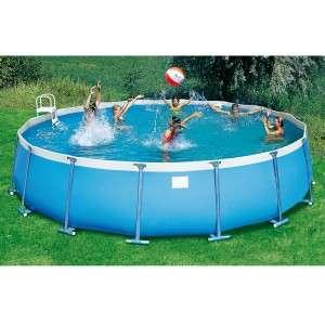 Milos 1000 piscine - Piscine fuori terra autoportanti ...