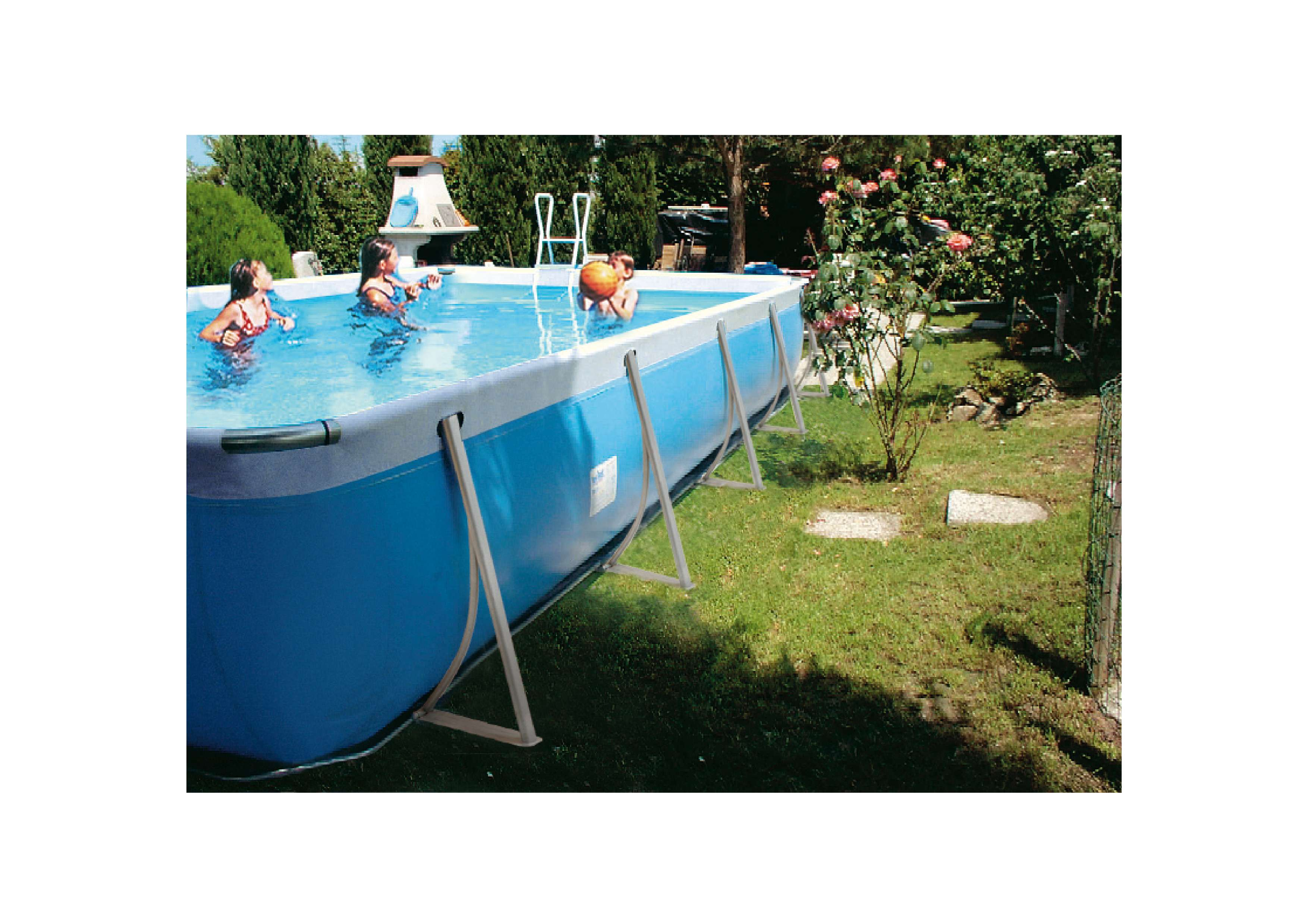 Idra piscina fuori terra autoportanti 1000 piscine for 1000 piscine