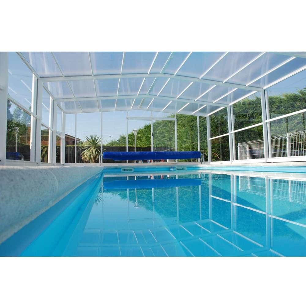 Copertura telescopica oro alta 1000 piscine for 1000 piscine
