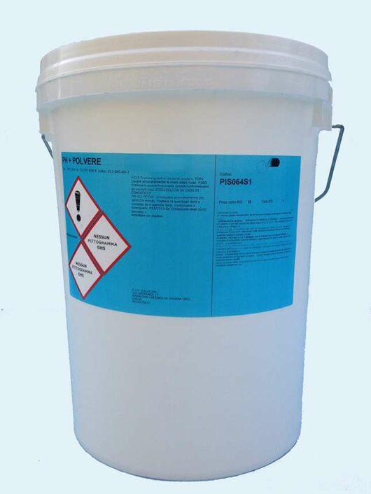 Base in polvere pH Plus