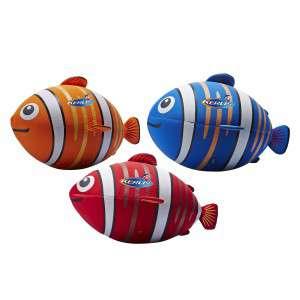 pallone per piscina pesce