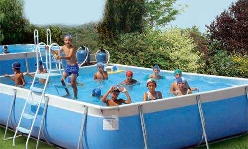 Piscine fuori terra autoportanti nasso 1000 piscine - Quanto costa costruire una piscina ...