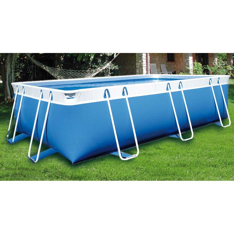 Comfort 125 piscine fuoriterra autoportanti 1000 piscine - Piscine fuori terra autoportanti ...