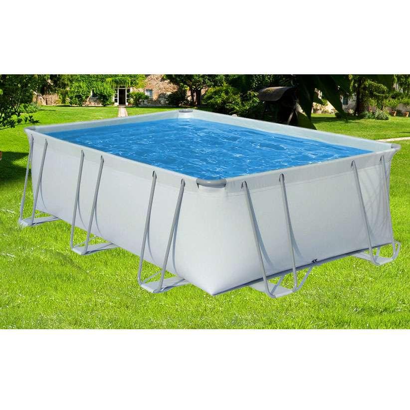 Piscine fuori terra in pvc 1000 piscine - Piscine fuori terra autoportanti ...