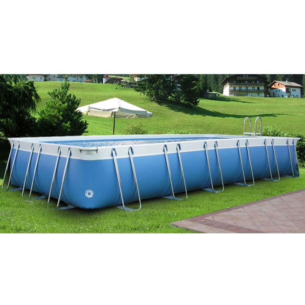 Luxury large 125 piscine fuoriterra autoportanti 1000 for Piscine in terra
