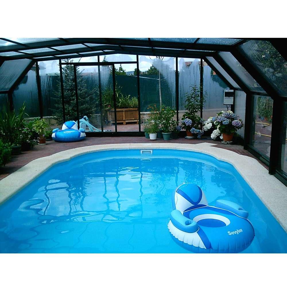 Copertura telescopica platino alta 1000 piscine for 1000 piscine