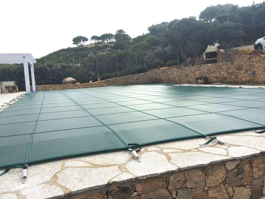 Retintex copertura invernale per piscine 1000 piscine - Materassini per piscina ...