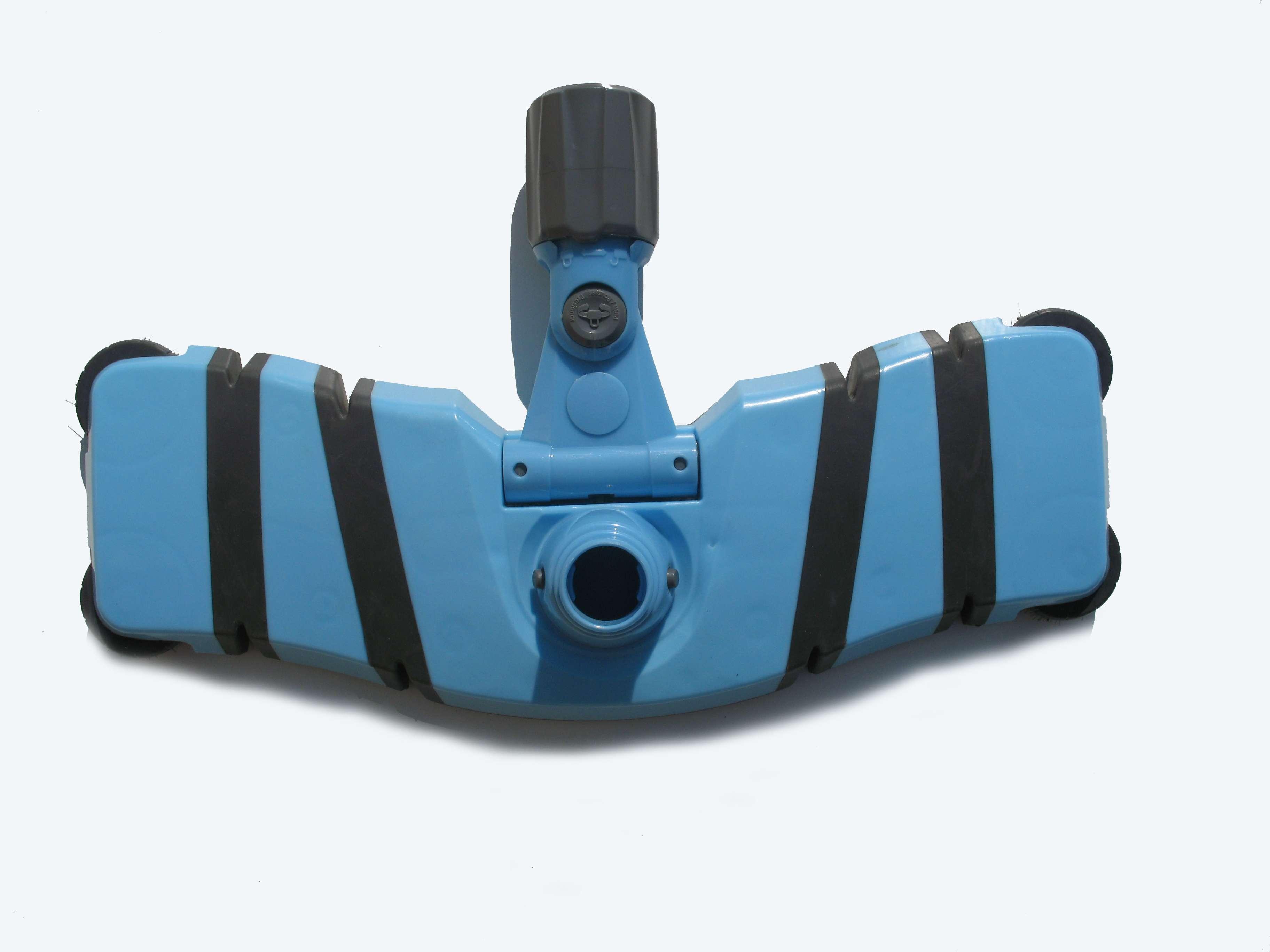 Scopa rettangolare aspirante flessibile serie 11 1000 for Scopa per piscina