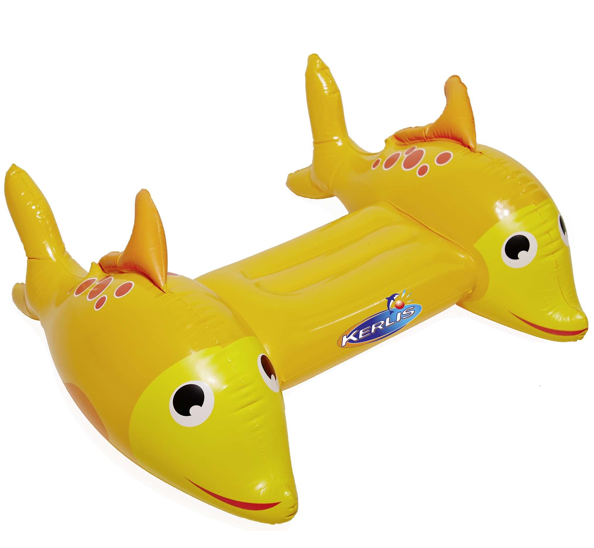 Tavoletta pesce gonfiabile surf poisson kerlis 1000 piscine for Pesci finti per piscina