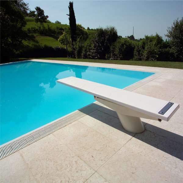 Trampolino modello kanguro 1000 piscine - Materassini per piscina ...