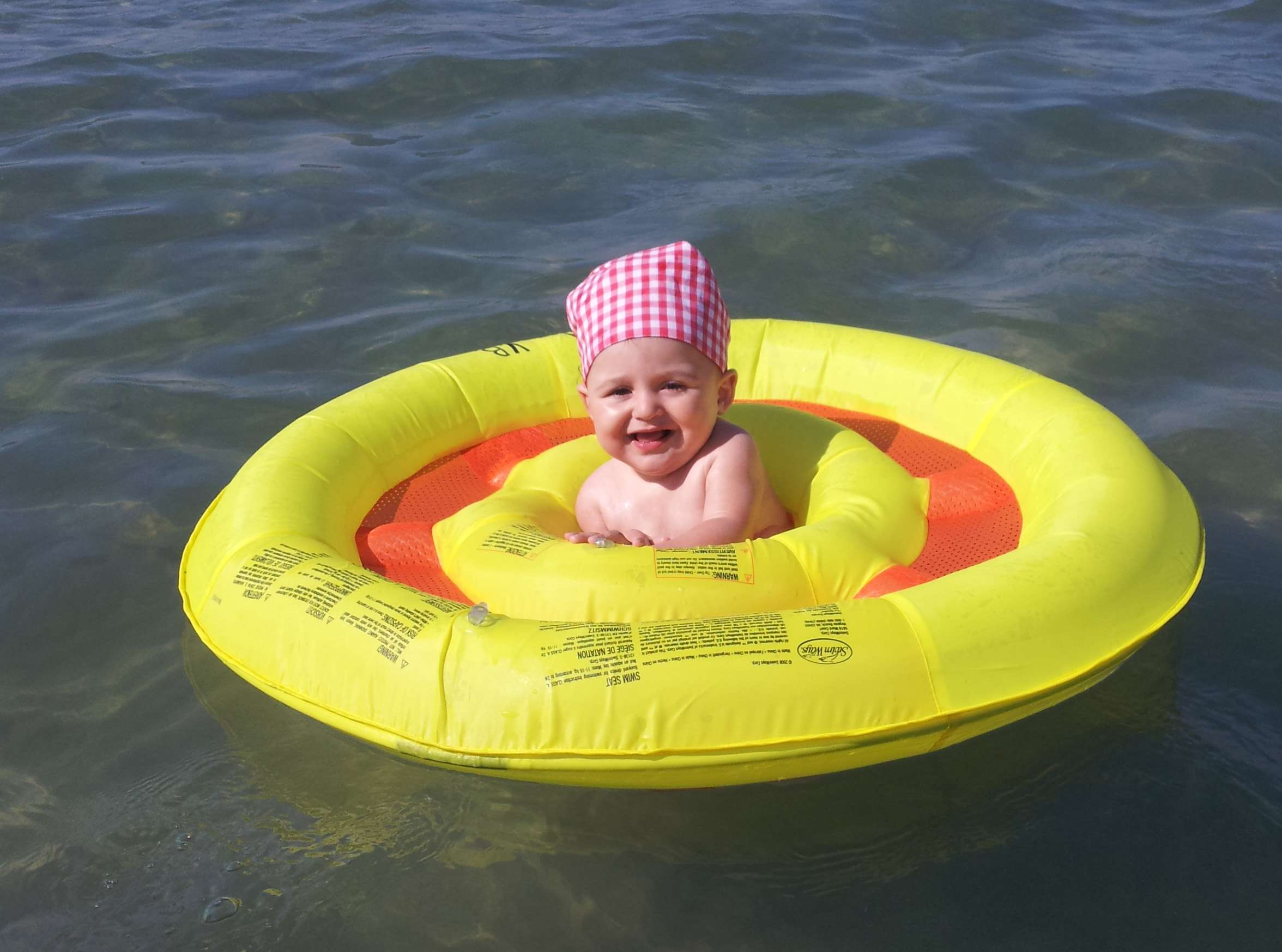 Salvagente baby spring float 1000 piscine - Materassini per piscina ...