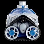 Zodiac Mx 6 pulitore piscine robot vista laterale