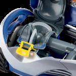 Zodiac Mx 6 pulitore piscine robot vista filtro