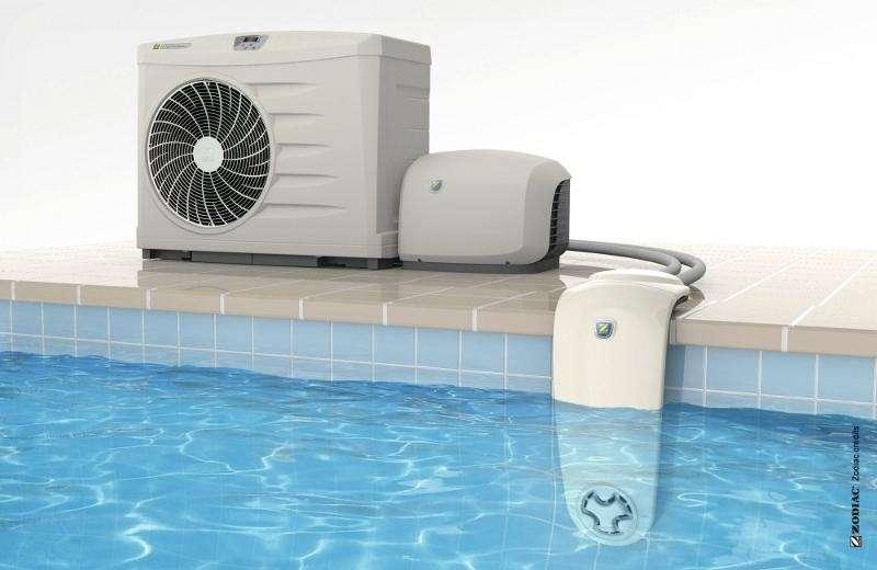 zodiac easy connect collegamento per pompa di calore 1000 piscine. Black Bedroom Furniture Sets. Home Design Ideas