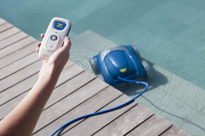 Zodiac vortex 2 robot pulitore piscine 1000 piscine for Zodiac robot piscine