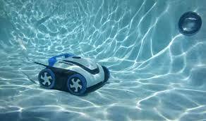 aquavac 500 in azione