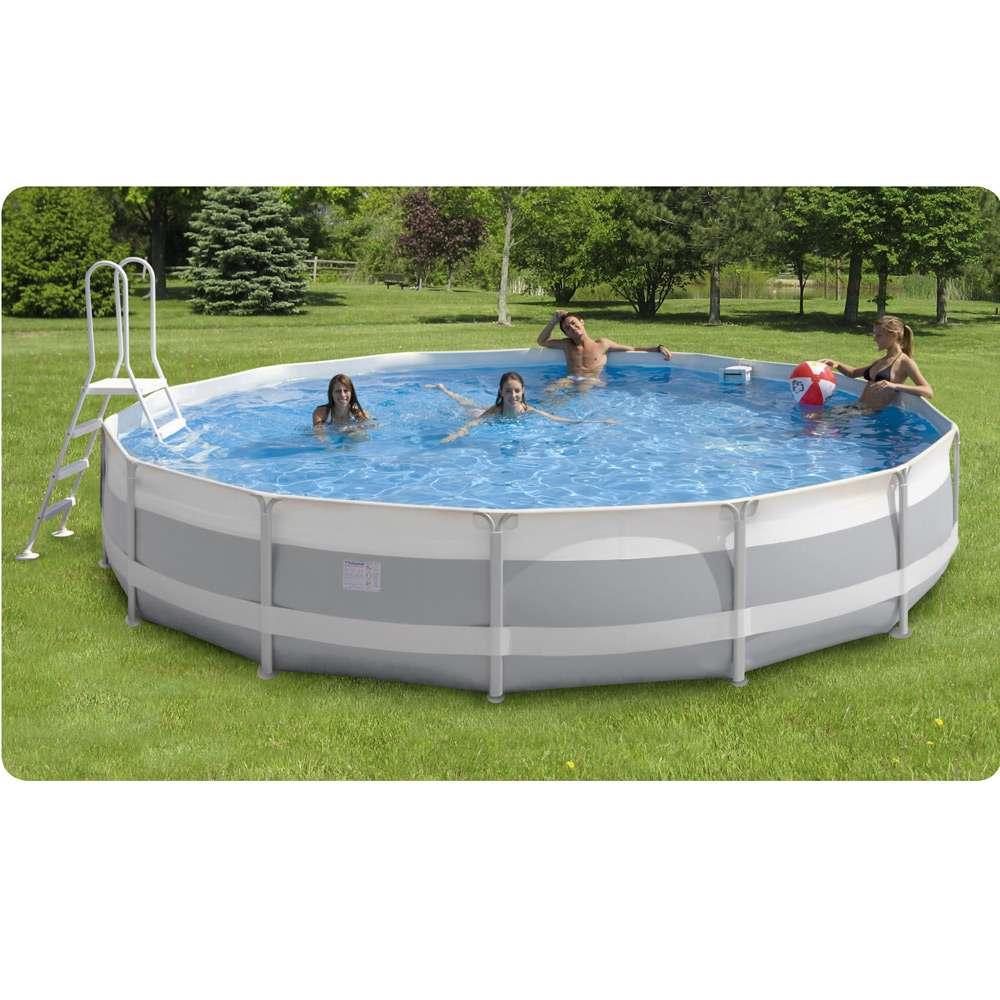 Piscine fuori terra autoportanti bahamas 1000 piscine for 1000 piscine