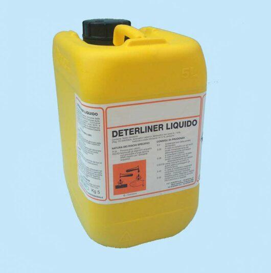 detergente sgrassante liquido