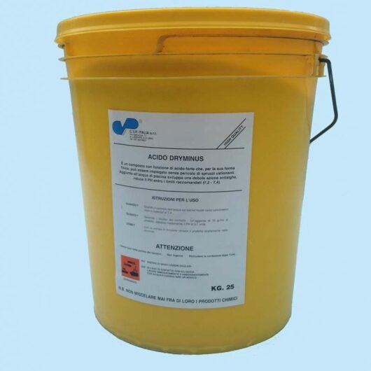 Acido in polvere DryMinus