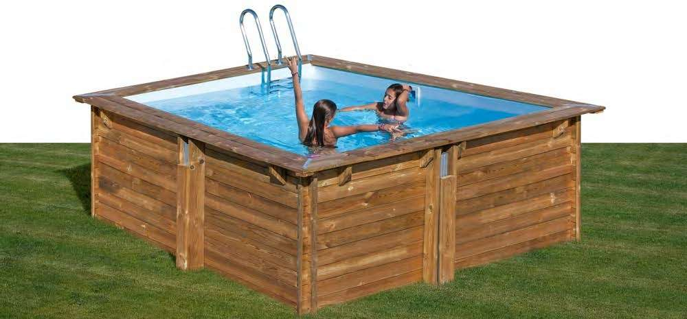 Piscina Wooden Pool Carra Piscine Fuori Terra 1000 Piscine