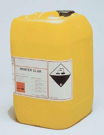 Svernante liquido Winter Clar