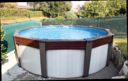 Contempra piscina fuori terra