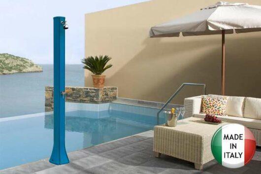 doccia-solare-big-happy in piscina