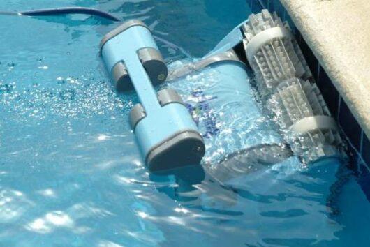 dolphin dynamic plus robot pulitore in acqua