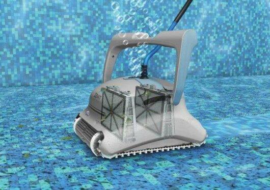 dolphin zenit 30 sistema filtraggio e pulizia