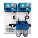 Pannello di controllo Fast Family pH-REDOX