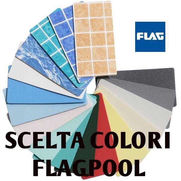 Rivestimenti interni per piscine in pvc armato colori for Colore per piscine